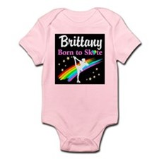 SKATING PRINCESS Infant Bodysuit