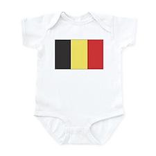 Belgian Flag Infant Bodysuit