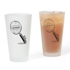 Lab Magnify Drinking Glass