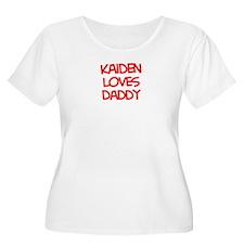 Kaiden Loves Daddy T-Shirt