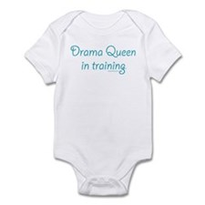 Drama Queen in Training Infant Creeper