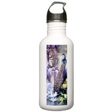 Om Garden Peacock, Dov Water Bottle