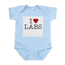 I heart Labs Infant Creeper
