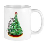 Great Dane Reach Goals Mantle Coffee Mug