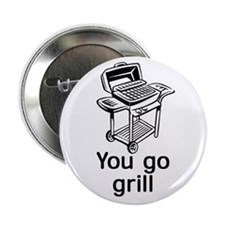 'Go Grill' Button