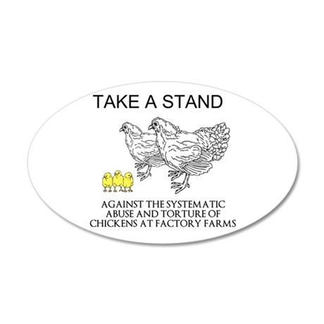 Take A Stand Wall Decal