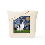 Starry - English Springer7 Tote Bag