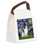 Starry - English Springer7 Canvas Lunch Bag