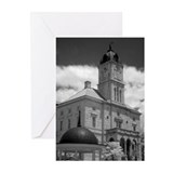 Court Square Greeting Cards (Pk of 10)