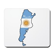 Cool Argentina Mousepad