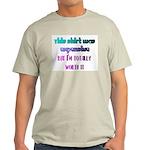 RICH ATTITUDE Light T-Shirt