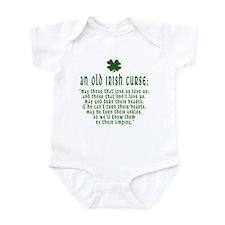 An Old irish curse Infant Bodysuit