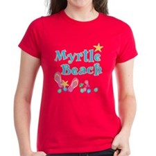 Myrtle Beach Flip Flops - Tee