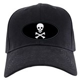 SKULL Baseball Hat