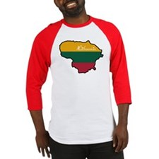 Cool Lithuania Baseball Jersey