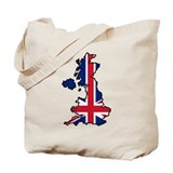 Cool British Tote Bag