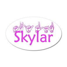 Skylar Wall Decal