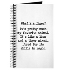 What's a Liger (blk) - Napoleon Journal