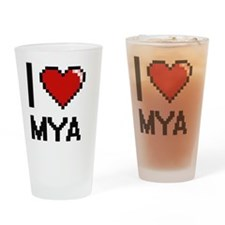 Mya Drinking Glass