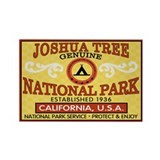 Joshua Tree NP Rectangle Magnet (100 pack)