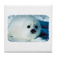 Baby Seal Tile Coaster