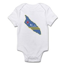 Cool Aruba Infant Bodysuit