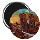 "Ten Commandments 2.25"" Magnet (100 pack)"
