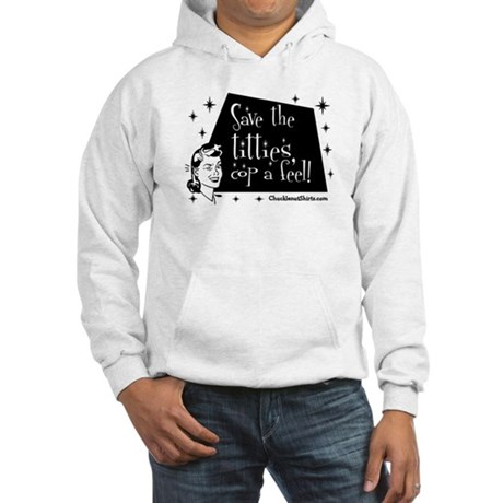 Cop a Feel Hooded Sweatshirt