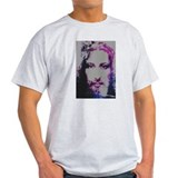 UltraViolet Jesus Ash Grey T-Shirt