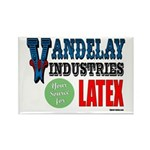 Vandelay Industries Rectangle Magnet (10 pack)