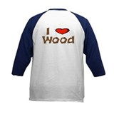 I love wood Tee