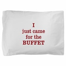 National Buffet Day Pillow Sham