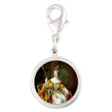 Queen Victoria Charms