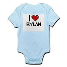 I Love Rylan Body Suit