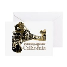 To California... Greeting Cards (Pk of 20)
