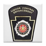 Pennsylvania Liquor Control Tile Coaster