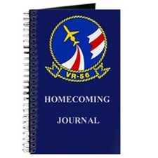 VR-56 Homecoming Journal