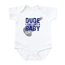 Aerosmith Parody Baby Boy Infant Bodysuit