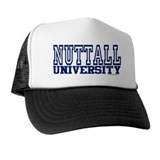 NUTTALL University Hat