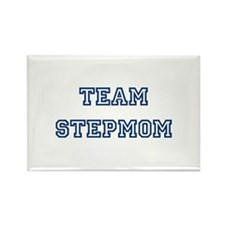 Team Stepmom Rectangle Magnet