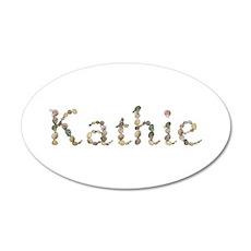 Kathie Seashells 35x21 Oval Wall Decal