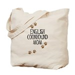 English Coonhound Mom Tote Bag