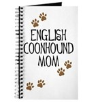 English Coonhound Mom Journal