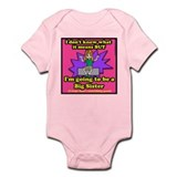 BS-Dont know what it means bu Infant Bodysuit
