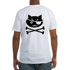 PIRATE CAT (BLK) Shirt