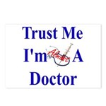 Trust Me...Doctor Postcards (Package of 8)