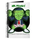 Mr. FRANKY Notepad (LIMITED EDITION!)