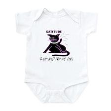 CATITUDE Infant Bodysuit