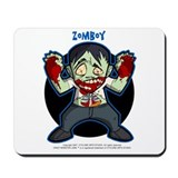 ZOMBOY Mousepad (LIMITED EDITION!)