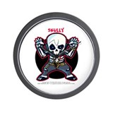 SKULLY Clock (LIMITED EDITION!)